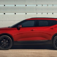2021 Chevy Blazer RS Release Date