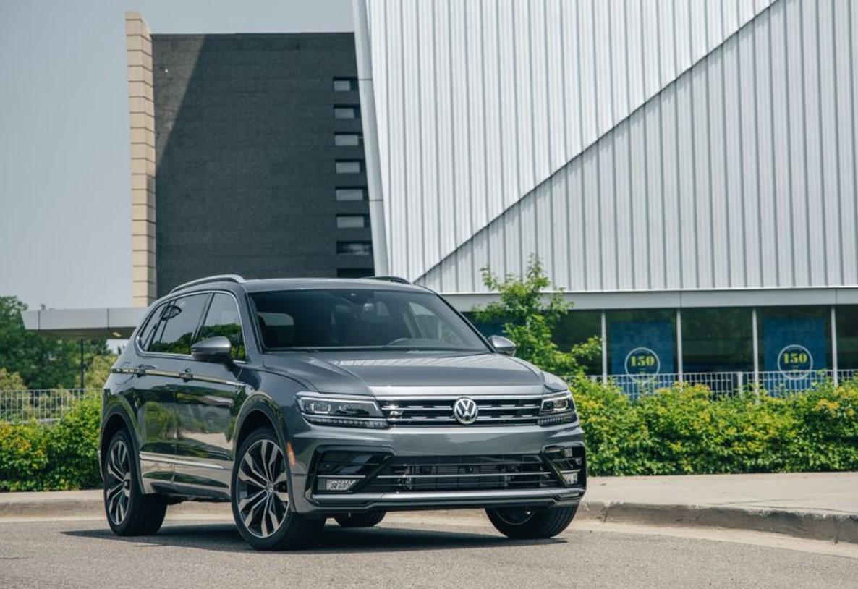 2021 Volkswagen Tiguan SE R-Line Release Date