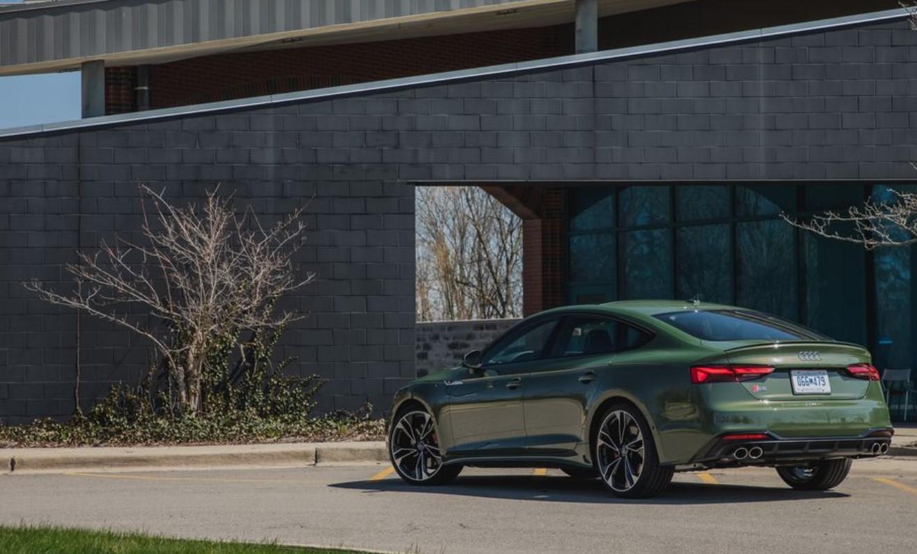 2021 Audi S5 Sportback Price