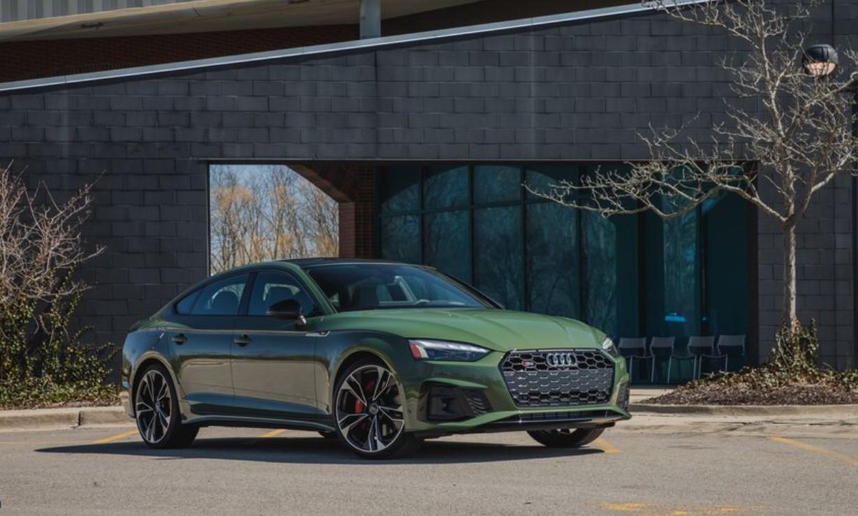 2021 Audi S5 Sportback Release Date