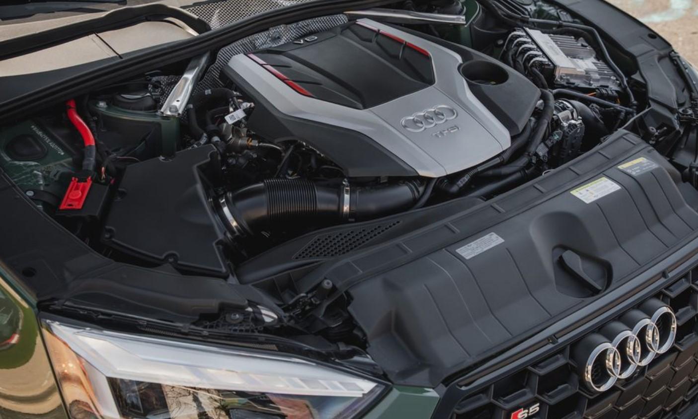 2021 Audi S5 Sportback Specification