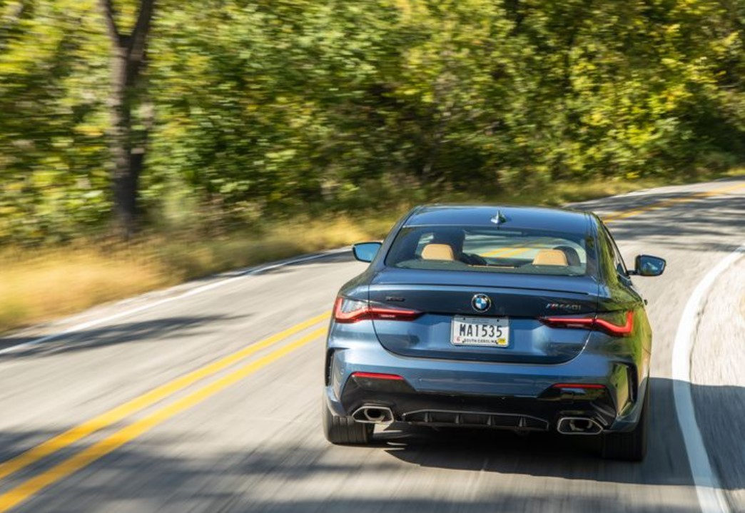 2021 BMW 430i Price