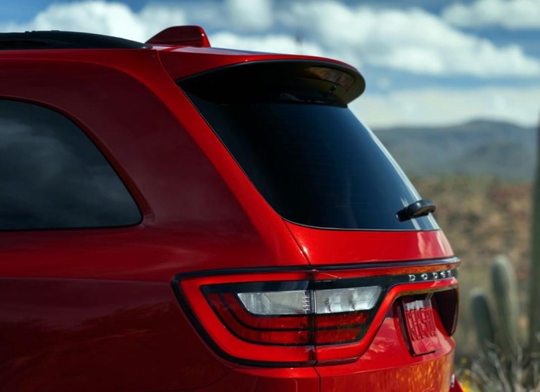 2021 Dodge Durango Hellcat Configurations