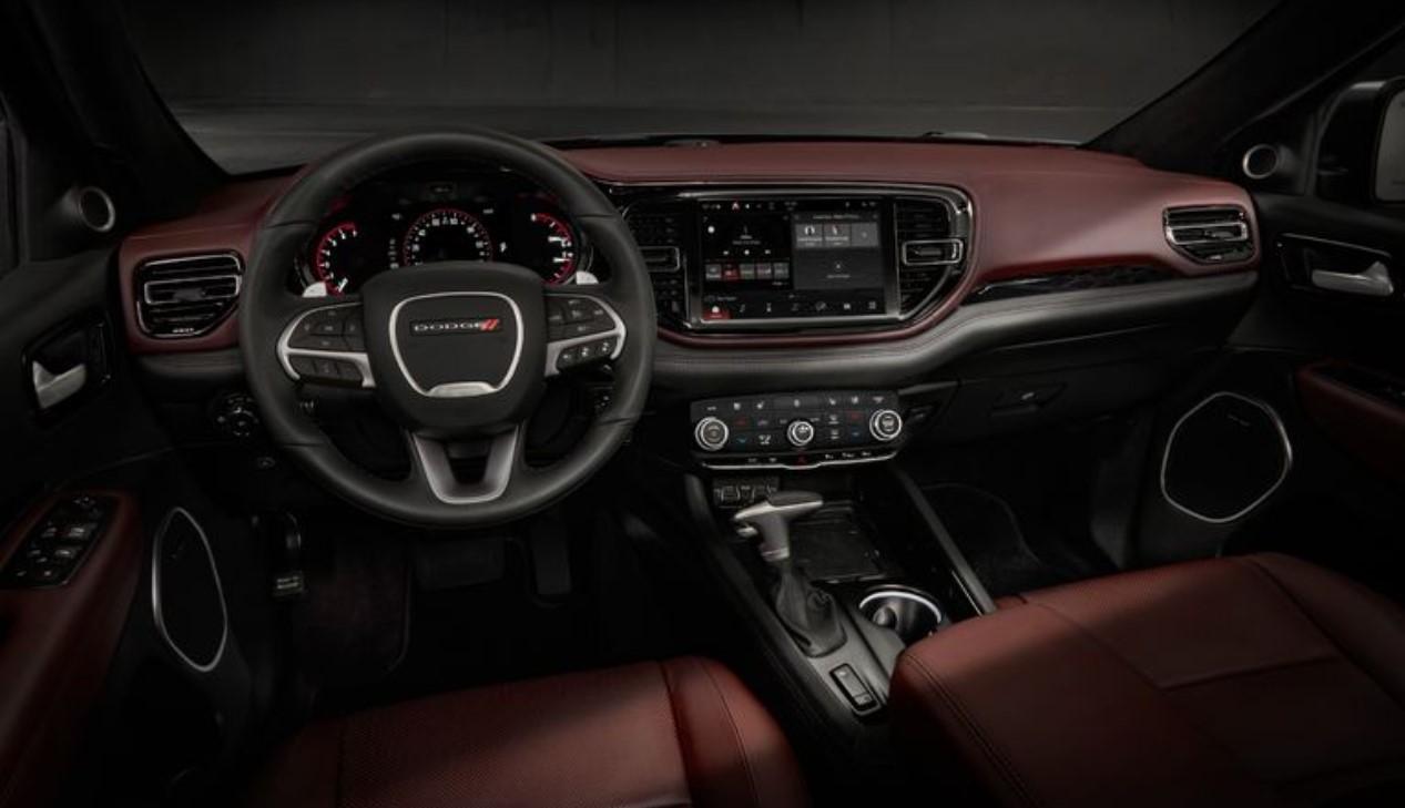 2021 Dodge Durango Hellcat Interior