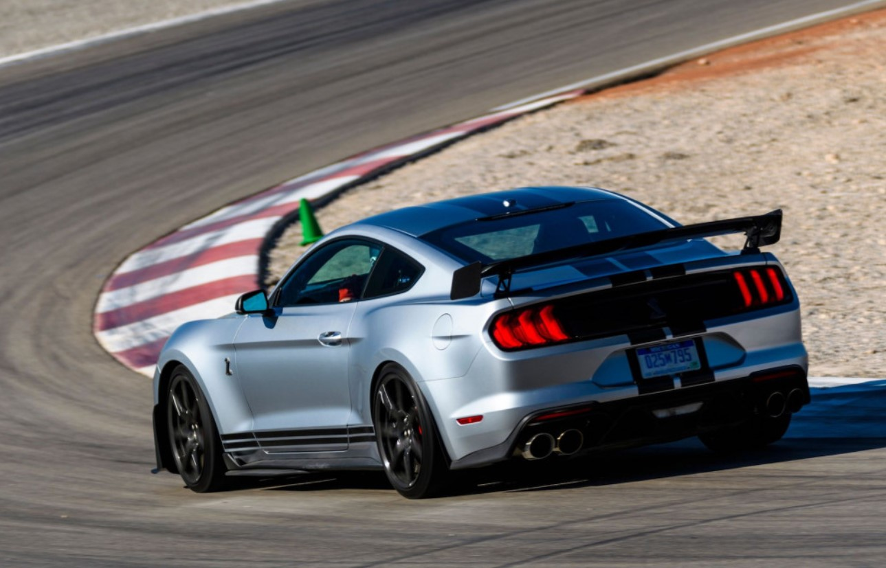 2021 Ford Mustang GT Specification