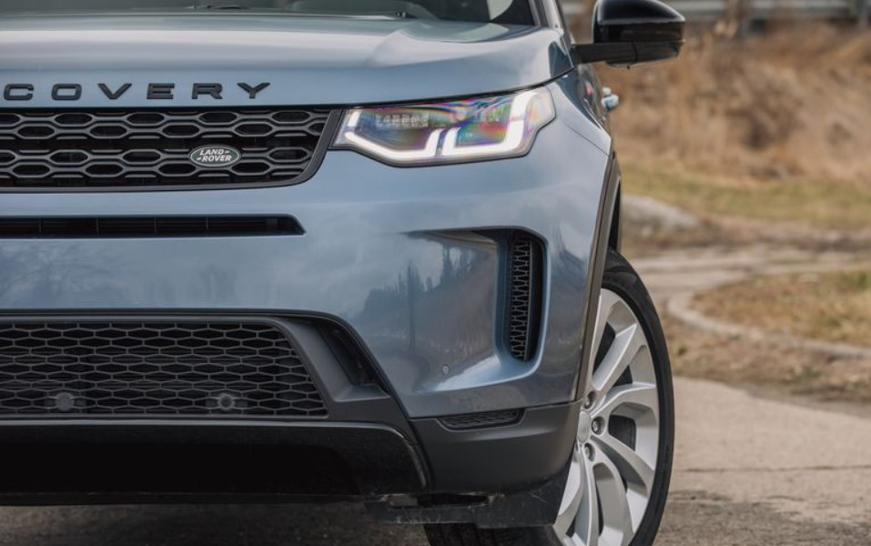 2021 Land Rover Discovery Sport Change