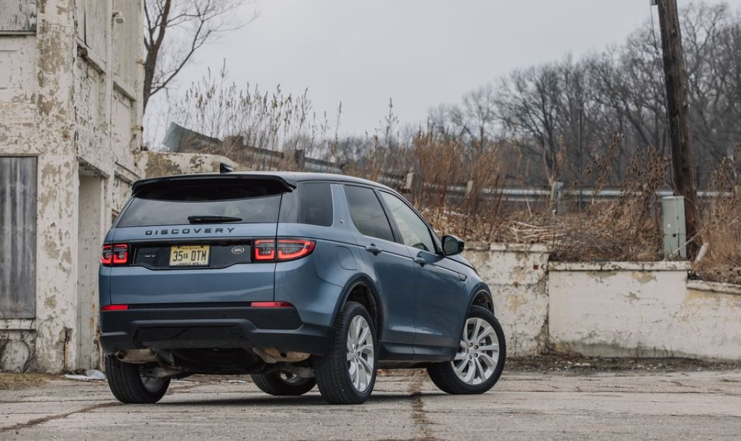 2021 Land Rover Discovery Sport Price