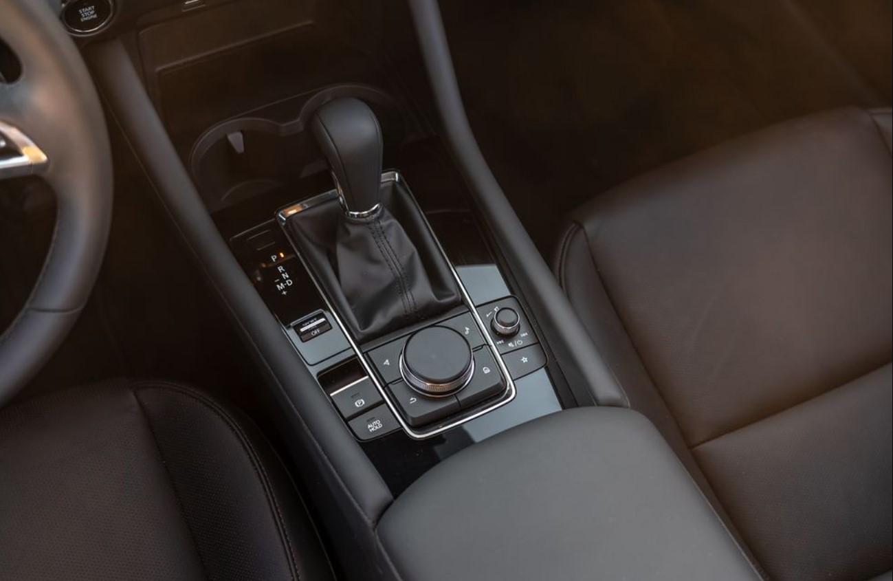 2021 Mazda 3 Turbo Change
