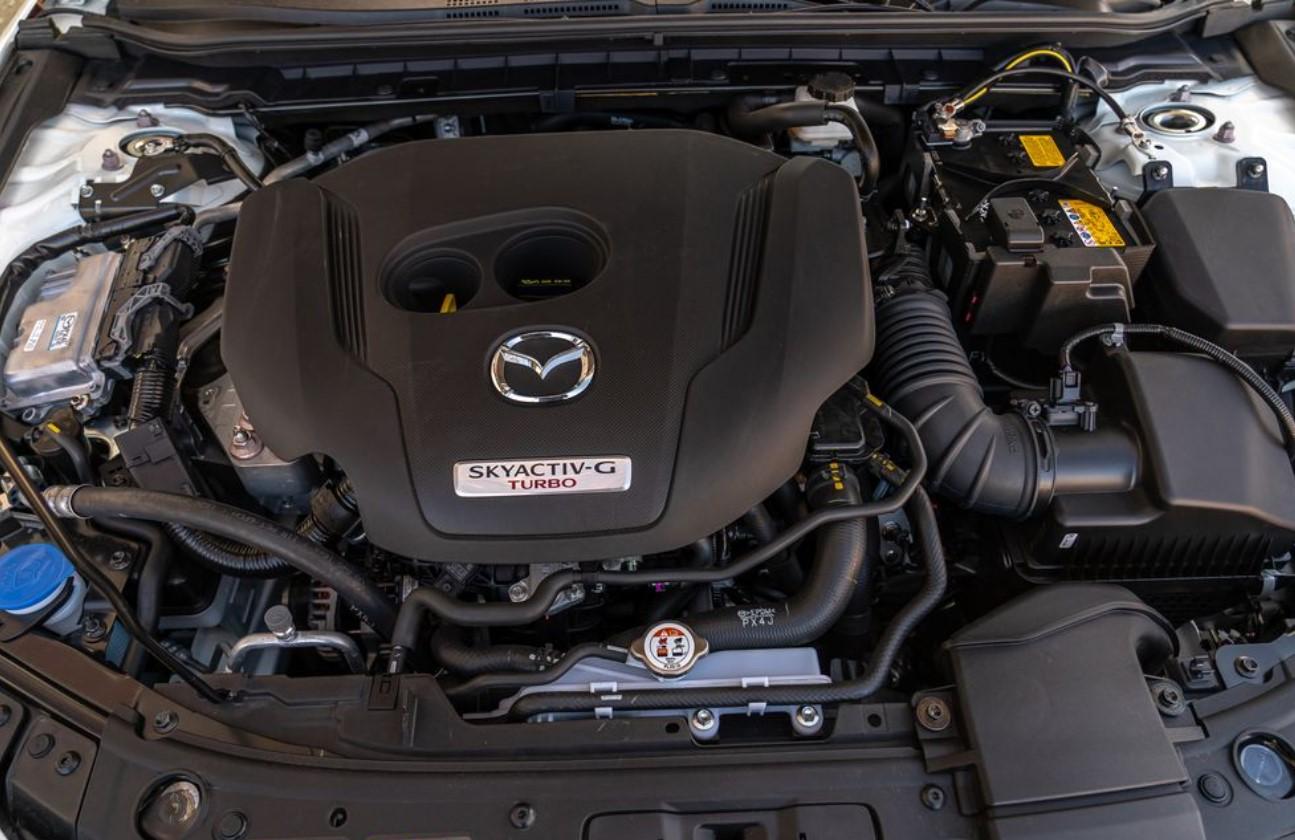 2021 Mazda 3 Turbo Specification