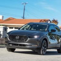 2021 Mazda CX-30 Turbo Release Date