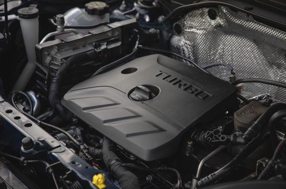2021 Chevy Trailblazer Activ Specification