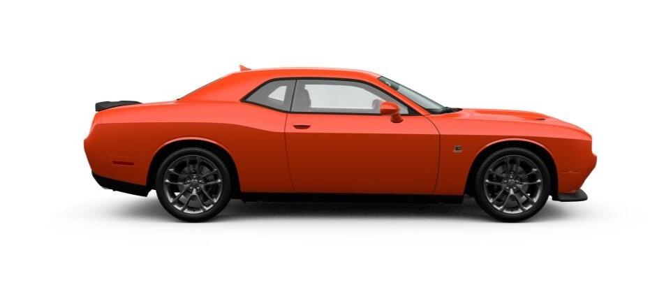 2021 Dodge Challenger RT Scat Pack Change