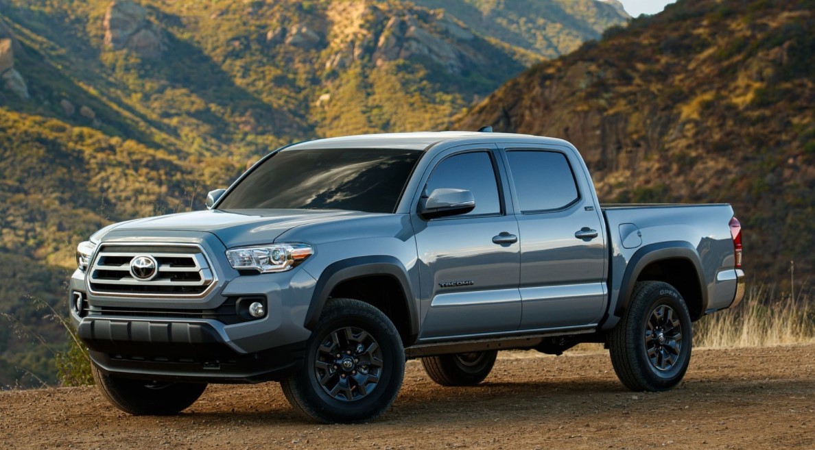 2021 Toyota Tacoma Release Date