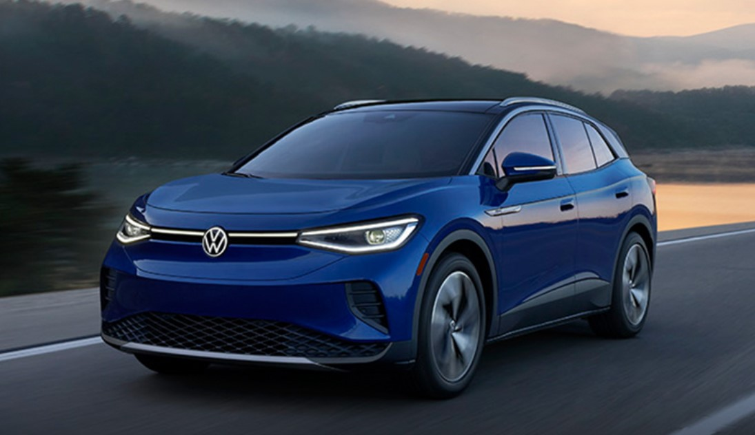 2021 Volkswagen ID.4 Release Date