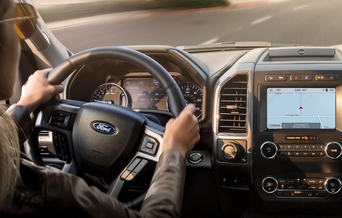 2021 Ford Expedition Max Platinum Interior