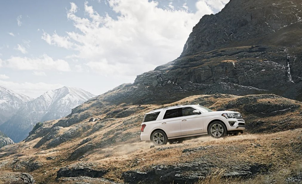 2021 Ford Expedition Max Platinum Performance