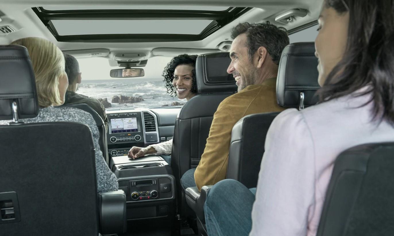 2021 Ford Expedition Max Platinum Redesign